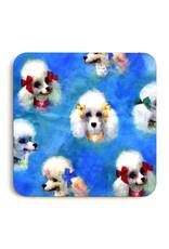 Poodles Coaster