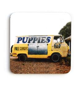 Puppies Van Coaster