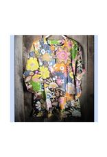 Flower Power Cotton Kurti