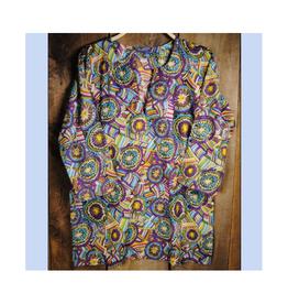Kaleidoscope Cotton Kurti
