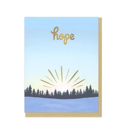 Hope Sunrise Greeting Card Boxed Set of 6