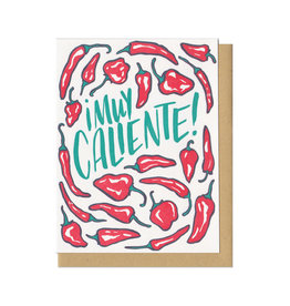 Muy Caliente! Greeting Card