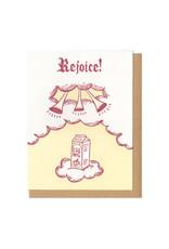 Rejoice! Eggnog Greeting Card Boxed Set of 6