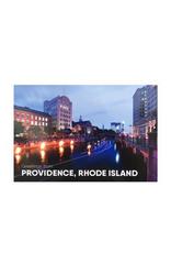 RISD/Water Fire Hassan Bagheri Postcard