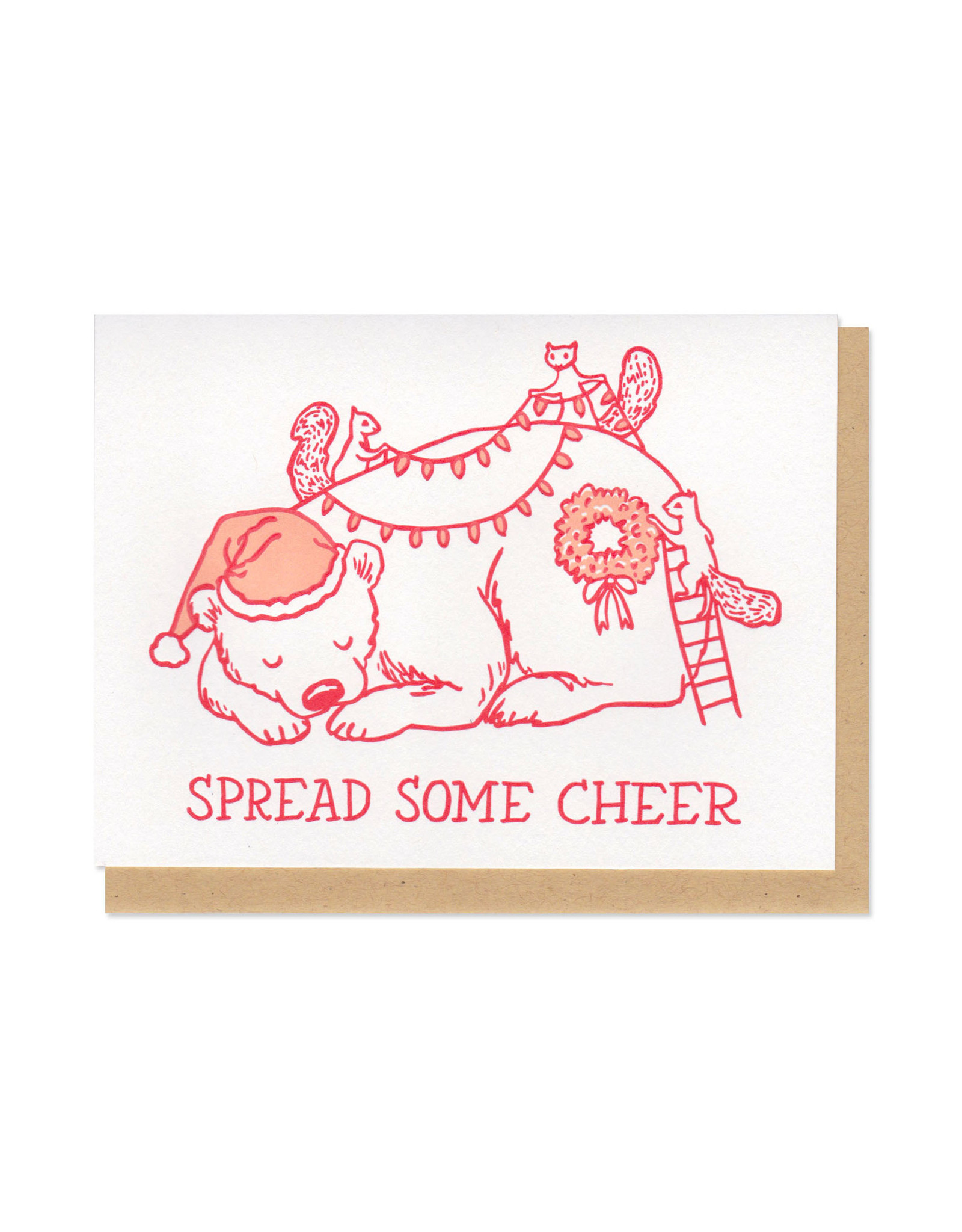 Spread Some Cheer Card Box Set of 6
