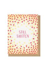 Still Smitten Greeting Card