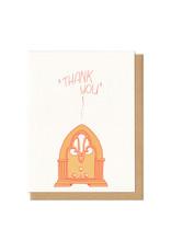 Thank You Radio Greeting Card