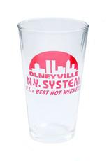 Olneyville NY System Glass
