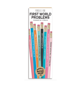 First World Problems Pencil Pack