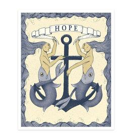 Hope Mermaids Print (Pre-Order)