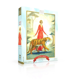 Tiger's Bride Puzzle - 500 Pieces