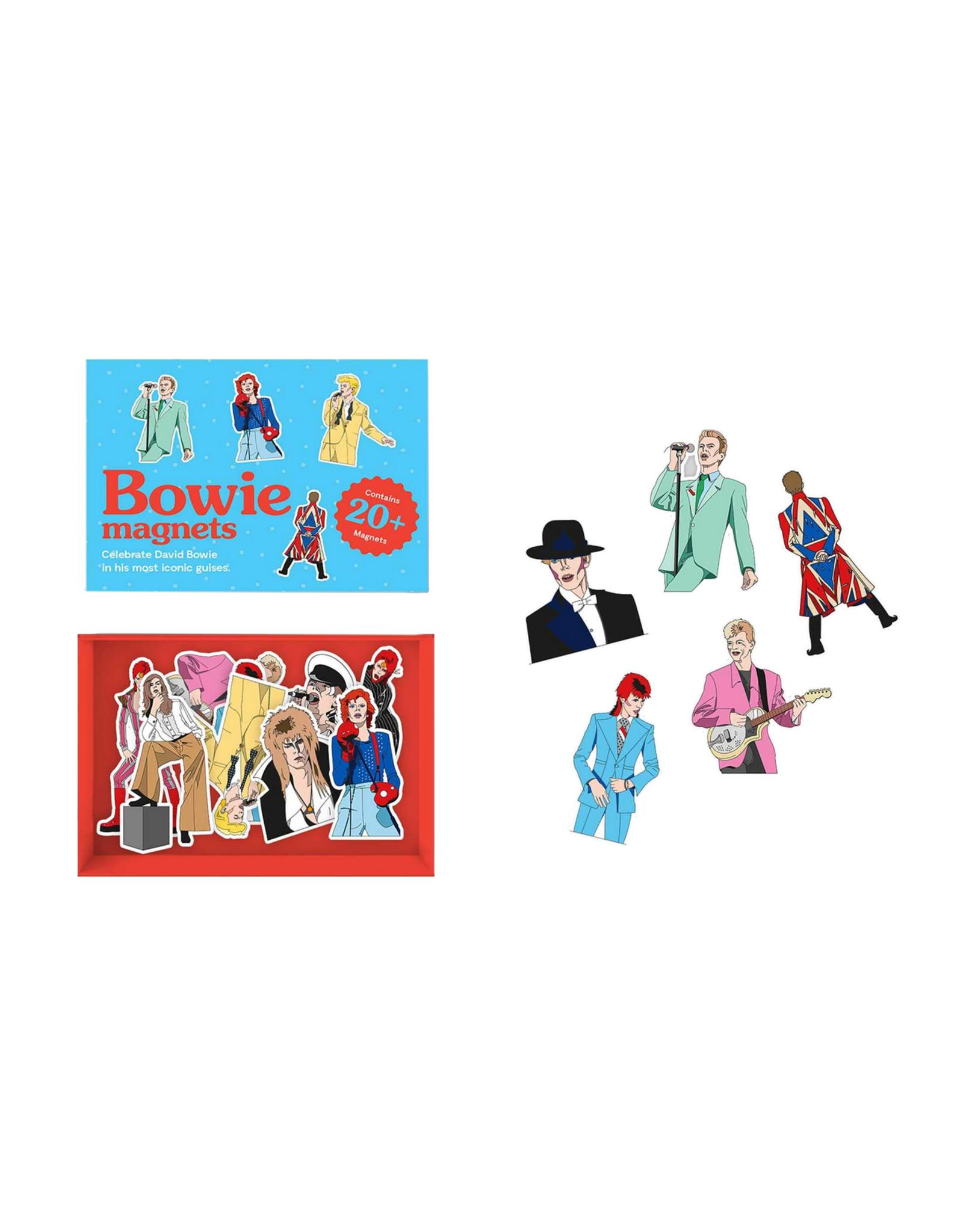 Bowie Magnet Set
