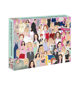 Sex and The City Jigsaw Puzzle