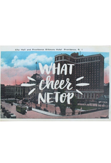 What Cheer Netop Providence Postcard