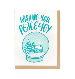 Wishing You Peace & Joy Card Box Set of 6