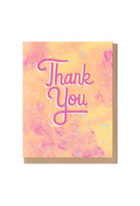 Colorful Classics Thank You  Cards Boxed Set of 6