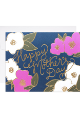 Happy Mother's Day Botanical Greeting Card