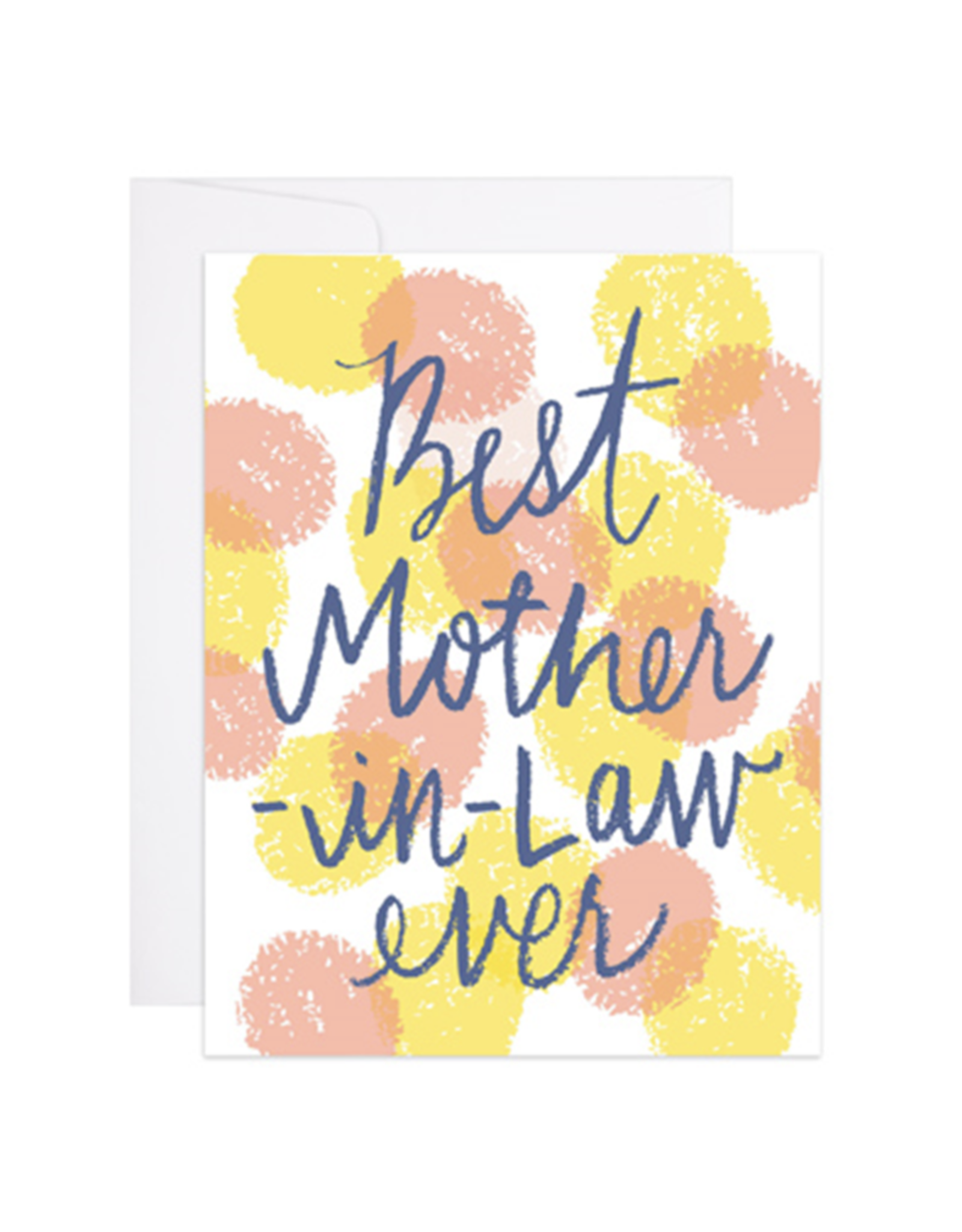 Best Mother In Law Ever Greeting Card