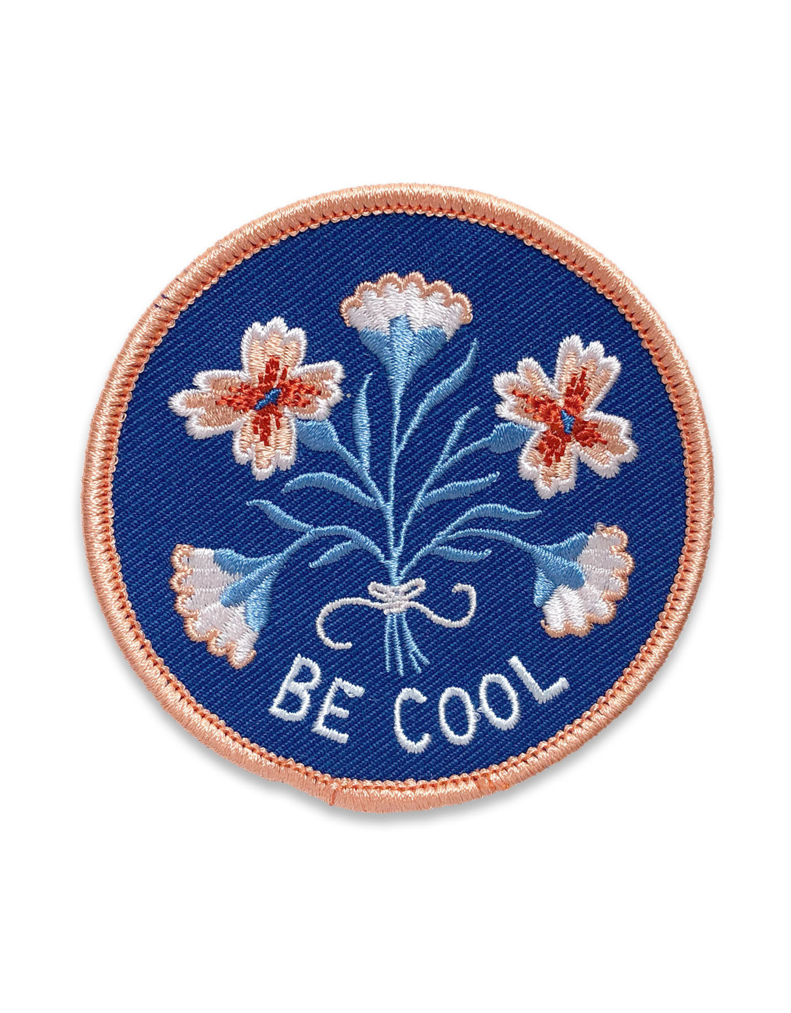 Floral Feelings - Be Cool Patch
