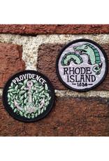 Rhode Island Sea Serpent Patch
