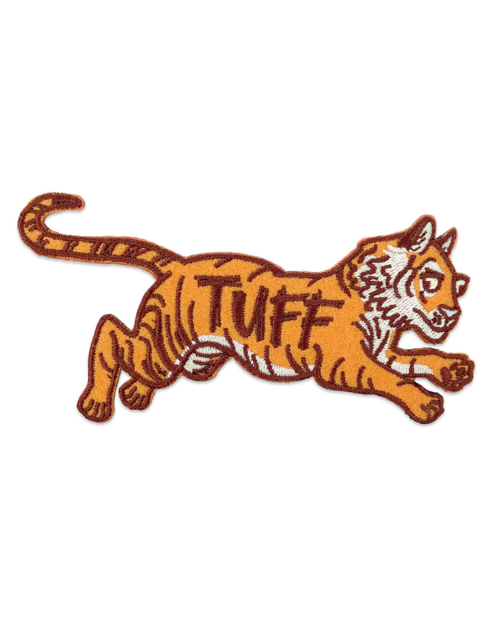 Tuff Tiger Patch