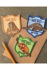"Walrus ""Weird But IDGAF"" Patch"