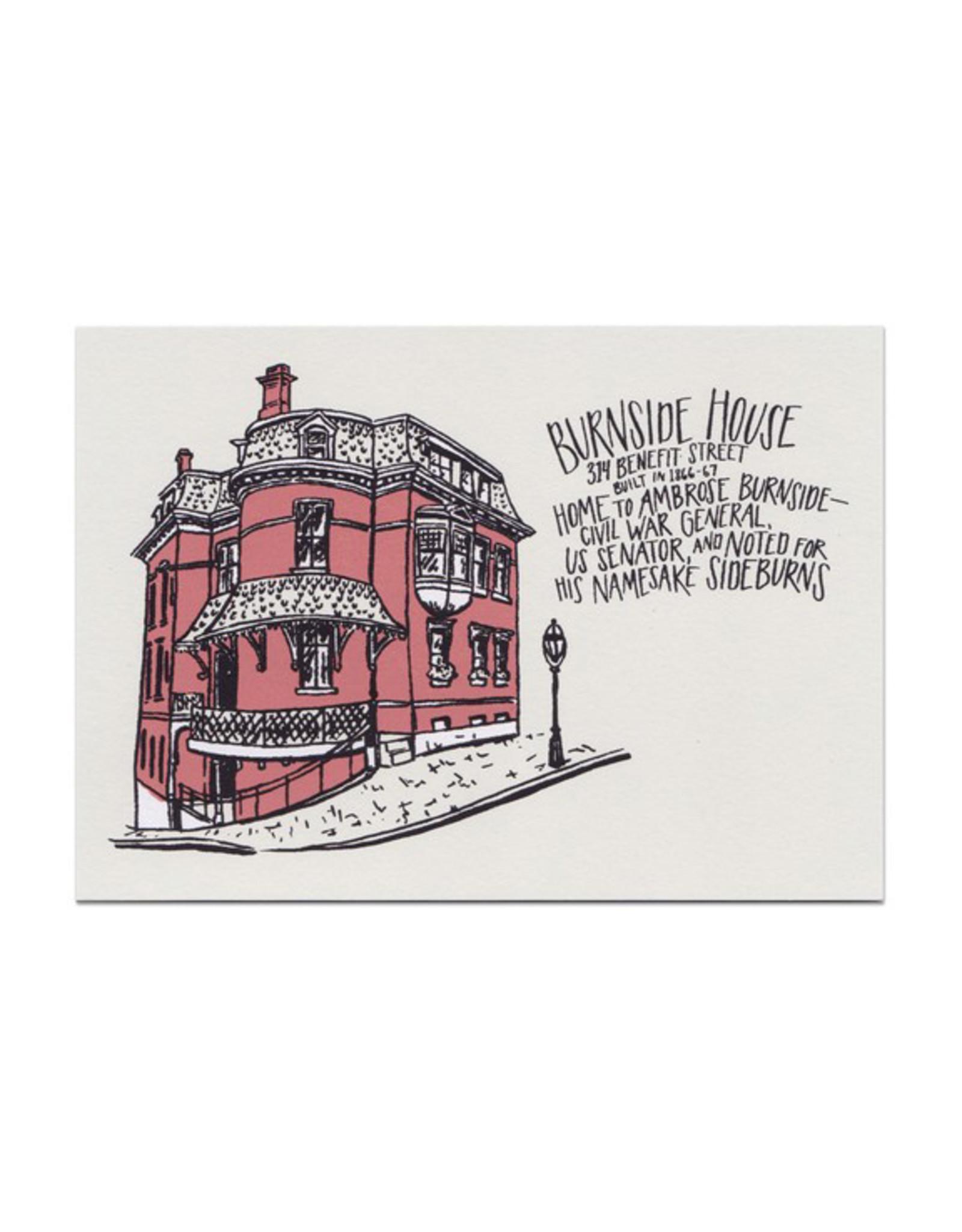 Burnside House Print