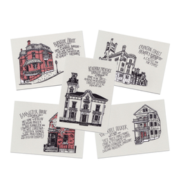 Providence Architecture Print Set