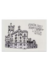 Cranston Street Armory Print