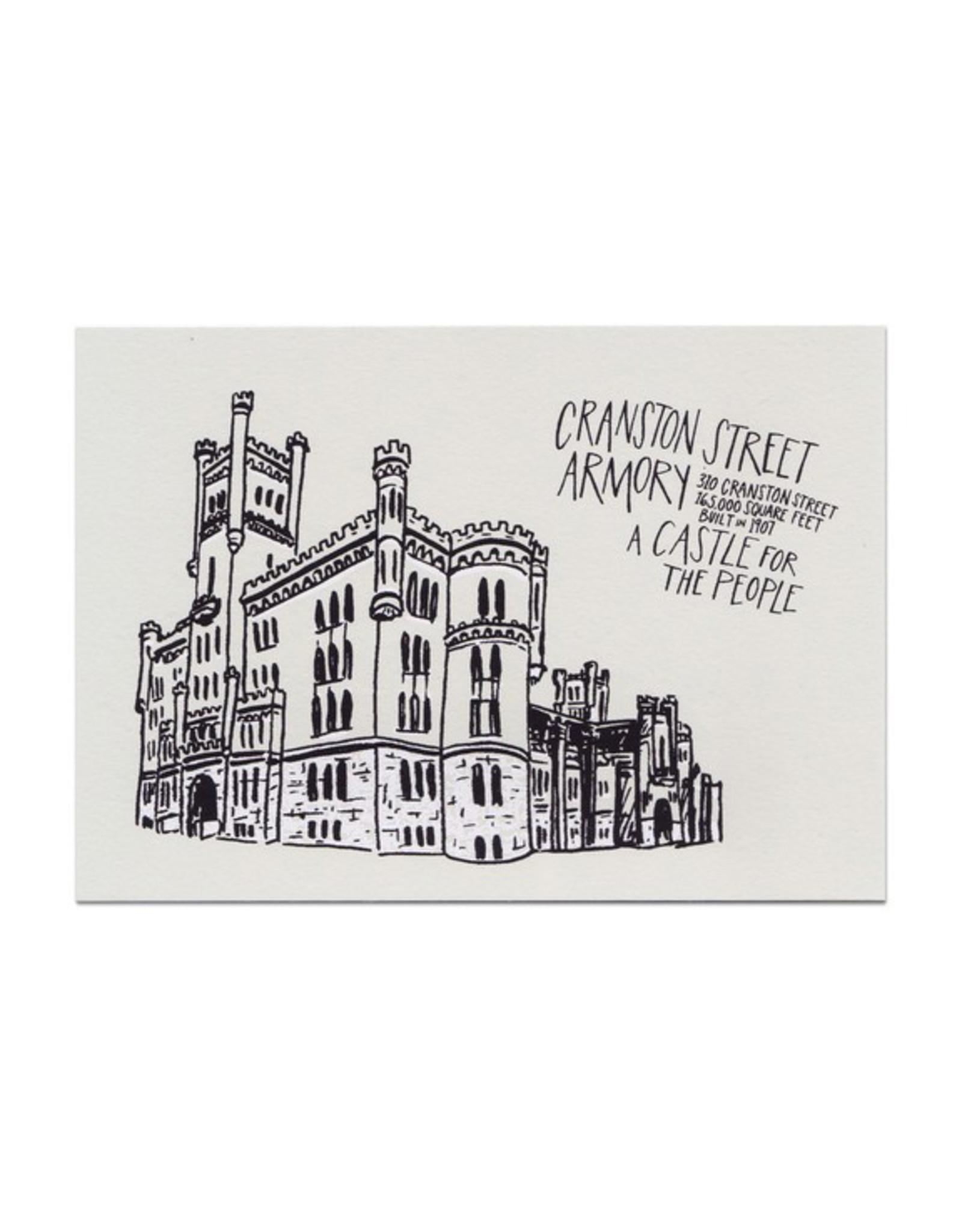Providence Architecture Print Set