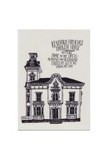 Kendrick-Prentice Tirocchi House Print