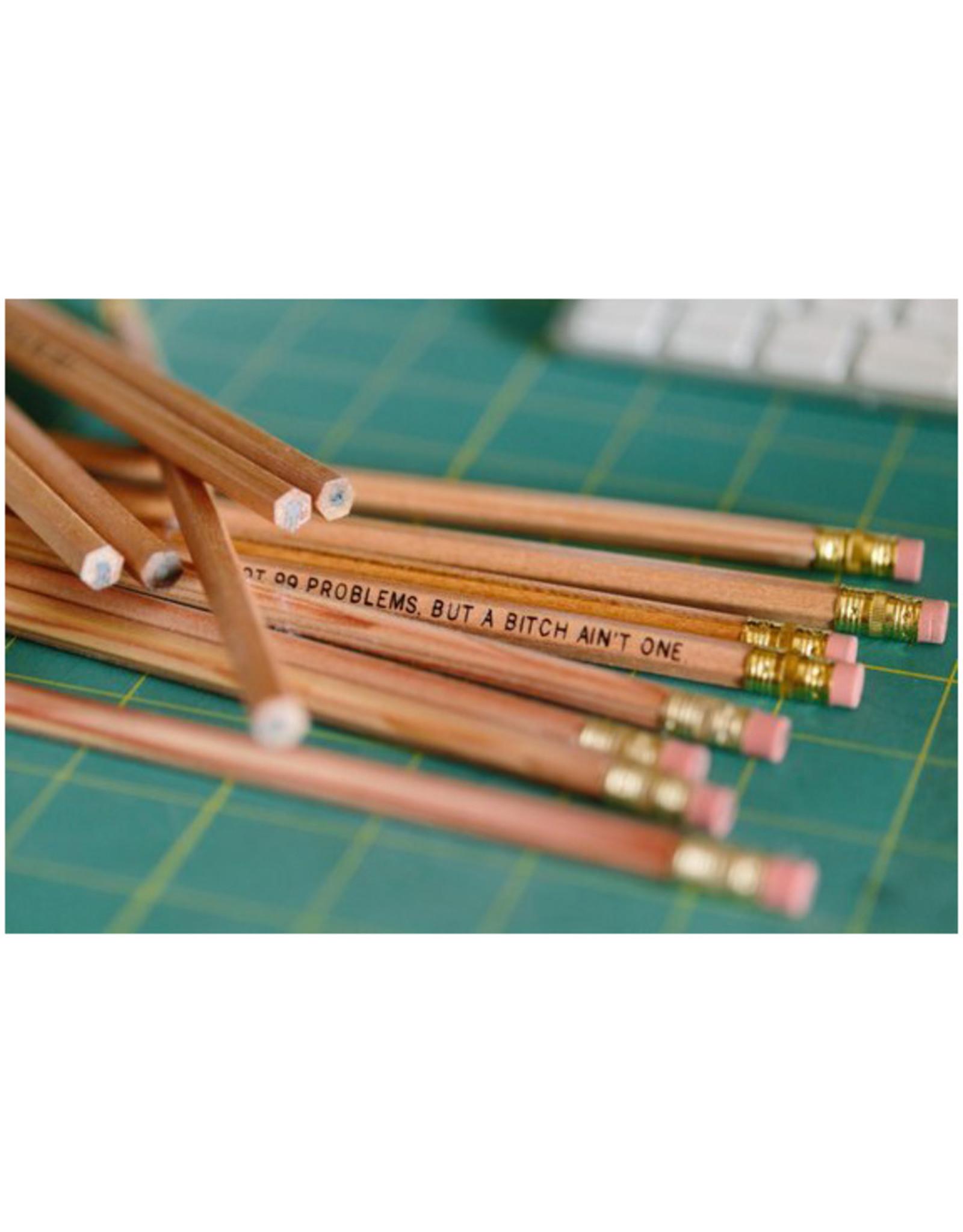 Jay-Z Pencils Set of 6