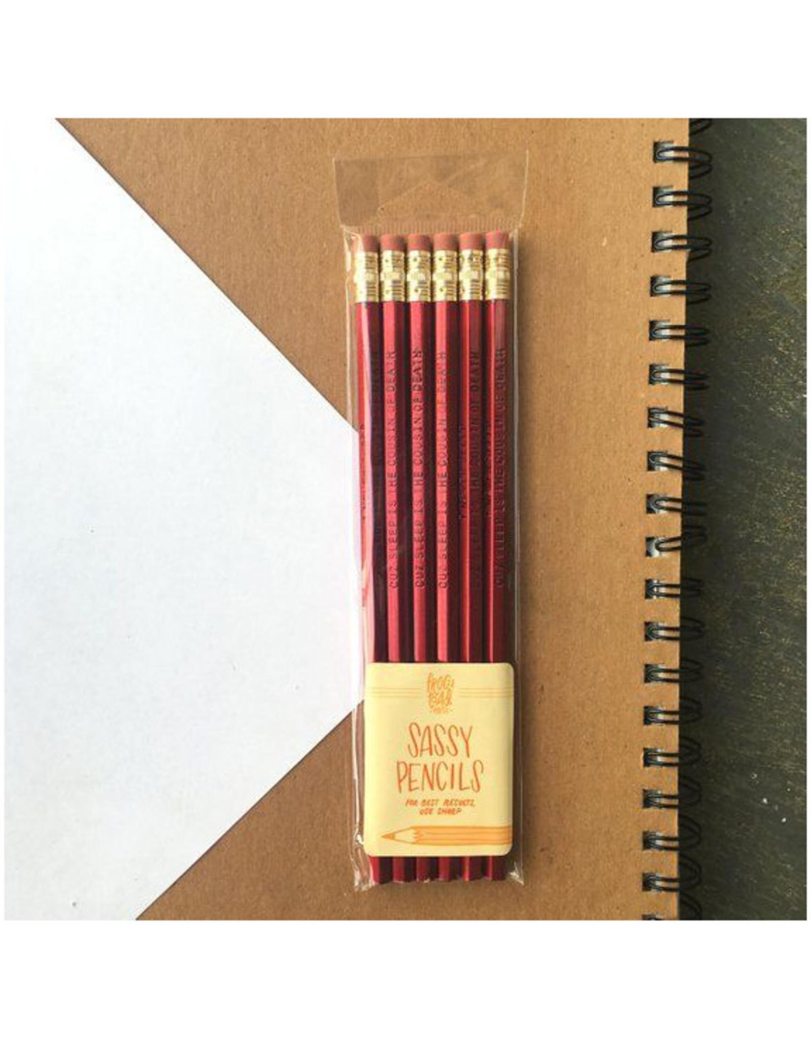 Nas Pencils Set of 6