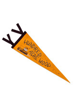 Hundred Acre Wood Pennant