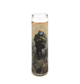 St. Bernie Sanders Mittens Prayer Candle