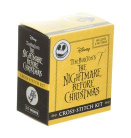 Nightmare Before Christmas Cross Stitch Kit