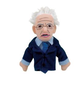 Bernie Sanders Magnetic Personality