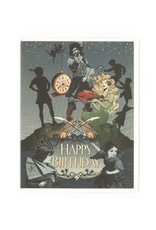 Lost Boys Happy Birthday Greeting Card