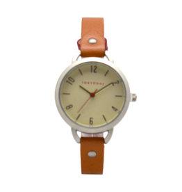 Libra Brown Watch