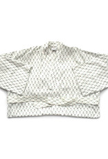 Winterberry Grey Cotton Robe