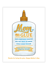 Waterknot Happy Mother's Day Glue Greeting Card