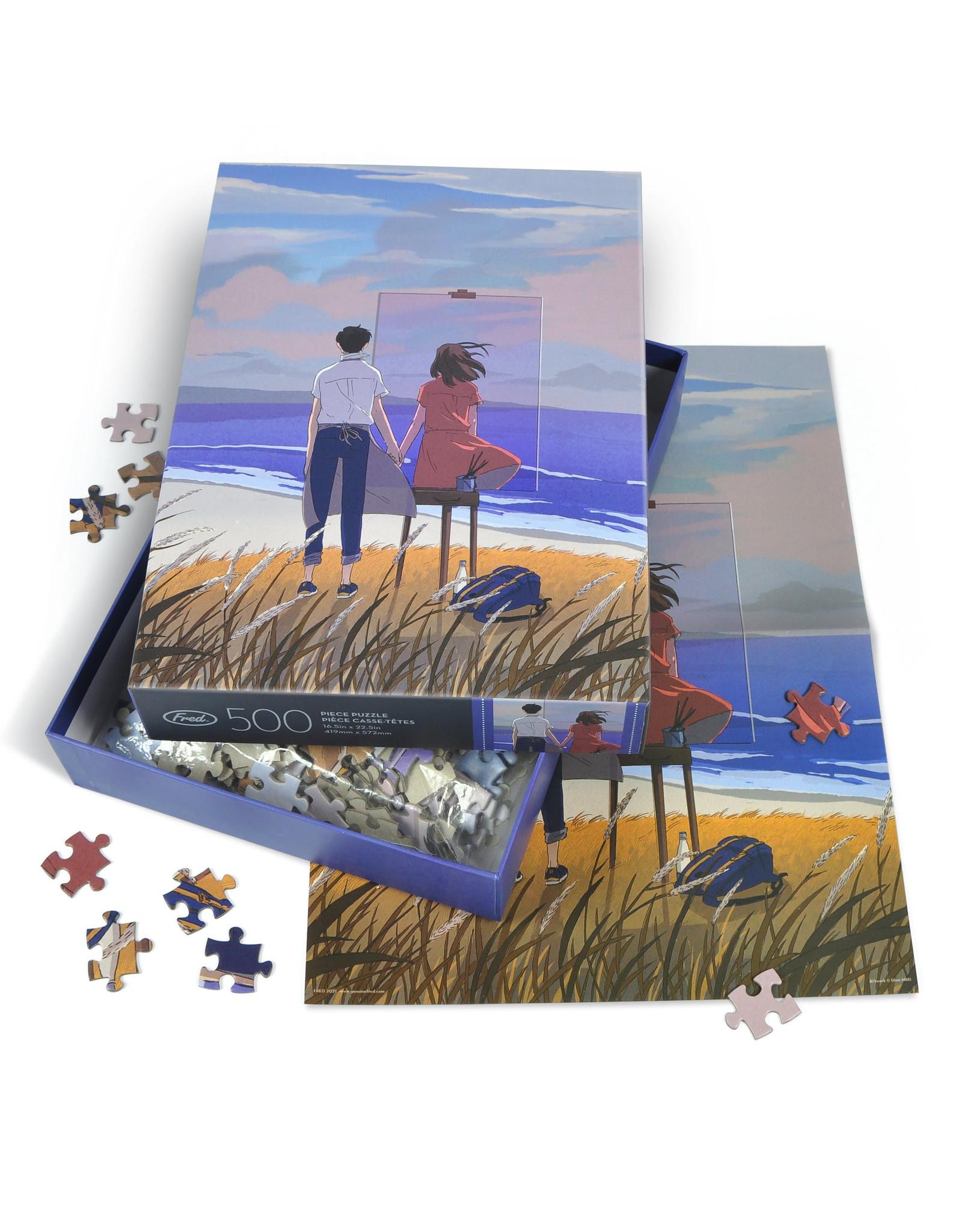 Beyond Puzzle - 500 Pieces