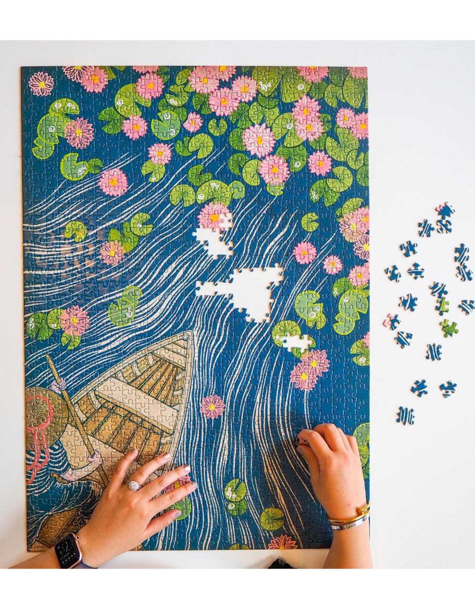 Lilypads Puzzle - 1000 Pieces