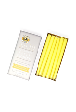 Sun Yellow Taper Candle