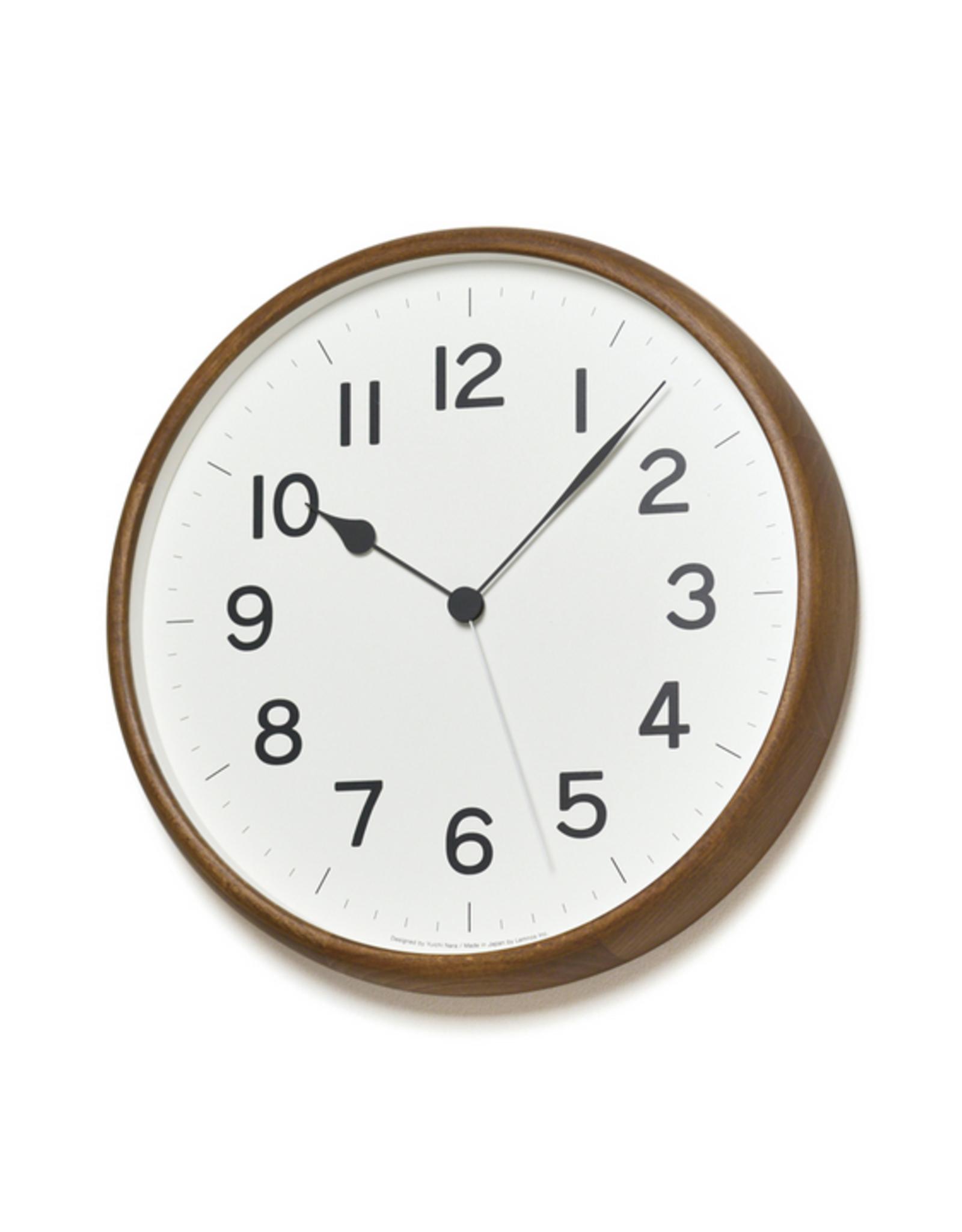 Root Clock, Round