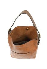 Classic Hobo Brown Handle Handbag : Chicory