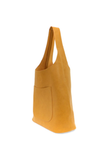 Molly Slouchy Hobo Handbag : Amber