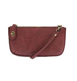 Lux Crossbody Wristlet Clutch : Chili Pepper