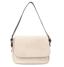 Jane Convertible Crossbody : Stone/Black