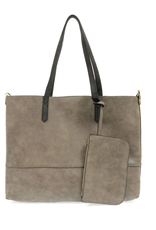 Brushed 2 in 1 Tote :  Fossil
